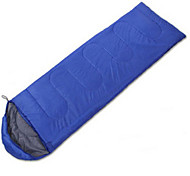 Sleeping Bag Rectangular Bag Single 10 Hollow Cotton 400g 180X30 Hiking Camping Traveling Outdoor IndoorMoistureproof/Moisture
