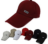 The new mountain fishing sun hat Outdoor sports extended along the baseball cap Breathable / Comfortable Unisex BaseballSports