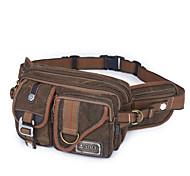 10 L Belt Pouch/Belt Bag Wearable / Breathable Coffee