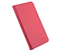 cuir bascule étui de protection magnétique pour oukitel k6000 (couleurs assorties)