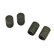 Motorcycle Bike Auto Car Tire Tyre Wheel Valve Stem Dust Caps 4 Pcs