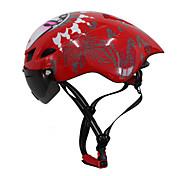 Жен. Муж. Универсальные Велоспорт шлем 6 Вентиляционные клапаны ВелоспортВелосипедный спорт Горные велосипеды Шоссейные велосипеды