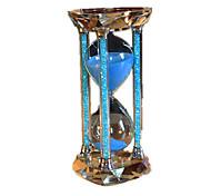 Clessidre Nuovi giochi Cilindrico Cristalli Blu Per bambini Per bambine Da 5 a 7 anni Da 8 a 13 anni 14 Anni e oltre