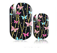 1 Nail Art Sticker  Water Transfer Decals Makeup Cosmetic Nail Art Design