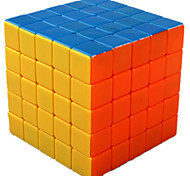 Toys Smooth Speed Cube 5*5*5 Novelty Stress Relievers / Magic Cube Rainbow ABS