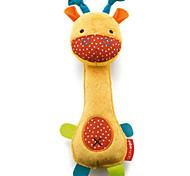 Dog Toy Pet Toys Chew Toy Plush Toy Cartoon Squeak / Squeaking Plush