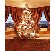 Christmas Background Photo Studio  Photography Backdrops 5x7FT