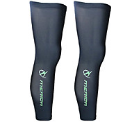 Leg Warmers/Knee Warmers Bike Thermal / Warm Protective Lightweight Materials Comfortable Unisex Black Polyester