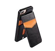 For Apple iPhone 7 Plus/iPhone 7/iPhone 6s Plus/iPhone 6 Plus /iPhone 6s/iPhone 6 Crazy Horse Pattern PU Leather Mobile Phone Case