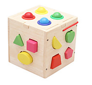 Educational Toy Wood Beige Music Toy