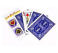 Accesorio de Magia Hobbies de Tiempo Libre Cuadrado Papel Azul Para Chicos Para Chicas 8 a 13 años 14 años y Más