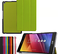 Protective Tablet Cases Leather Cases Bracket Holster for Asus ZenPad Z380