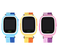 Kimlink Colorful SOS Call Location Finder GPS Safe Anti Lost Monitor Kids Smart Touch Wrist Watch Phone