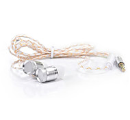 JKR-301 High Quality Fashion Design Earphone for all mobile phone For xiaomi mp4 mp3 with MIC