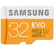 SAMSUNG Micro SD Memory Card 32GB MicroSD Cards SDHC SDXC Max 48M/s EVO C10 TF