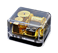 Music Box Castle in the Sky Sweet / Special / Creative Metal / Plastic Transparent For Boys / For Girls
