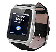 Smartwatch Water Resistant / Water Proof Video Camera Heart Rate Monitor Audio GPS Hands-Free Calls Message Control Camera Control