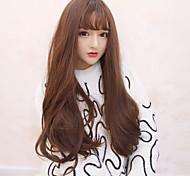 Lolita Wigs Sweet Lolita Lolita Curly Yellow Lolita Wig 75 CM Cosplay Wigs Wig For Women