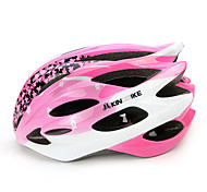 Unisex Bike Helmet N/A Vents Cycling Mountain Cycling / Others One Size EPS+EPU Pink