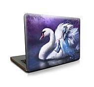 für macbook air 11 13 / pro13 15 / Pro mit retina13 15 / macbook12 Schönheit und der Schwan Apfel Laptop-Tasche
