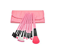 12 Makeup Brush Set The Wallet Type Buckle Type Design