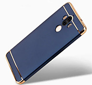 For Huawei Mate9 Mobile Phone Shell Matte Hard Full Package Sidesilicone Protective Sleeve Case Ultra-Thinwomen Models Cases Bag