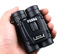 PANDA® 22X25 mm Binoculars Carrying Case Roof Prism Military High Definition Spotting Scope Generic Hunting Military General use BAK4
