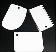 The Scraper Three Piece Cake DIY Baking Tools Baking Supplies