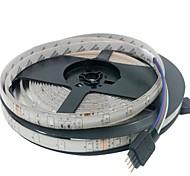 KWB impermeabile 5m-3528-300-rgb con 44key ha condotto kit di luci di striscia