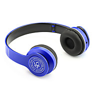 NEW P45 wireless foldable Headphone Stereo Bluetooth Earphone with MP3 Player Music FM Radio