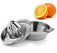 Fruit & Vegetable Tools Convenient Stainless Steel Hand Manual Squeezer Orange Lemon Juice Press Squeezer Citrus Juicer
