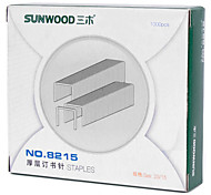 Sunwood®  8215 120 Pages Thick Layer Of Staples/Stitching Needle Size 23/15 1000Pcs / Box