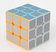 Juguetes Cubo velocidad suave 3*3*3 5*5*5 Cubos Mágicos Arco iris friegue el parachoques / Plástico