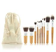Набор кистей для макияжа (11 шт)