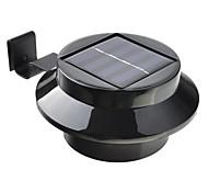 mlsled 0.5W 2v IP65 luz quente de energia solar iluminação LED luzes de controle de rua do jardim da paisagem lâmpadas lâmpada de parede