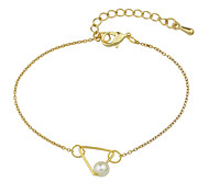 Gold Color  Bracelet For Women