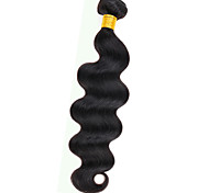 Vinsteen 8A Human Hair Weaves Malaysian Virgin Hair Body Wave 1Pcs 100g Unprocessed Brazilian Human Hair Double Wefts Tangle&Shedding Free