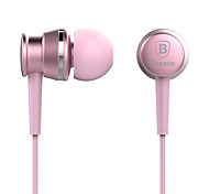 BASEUS Universal 3.5mm Lark Voice Series Stereo 2.0 In-Ear Bluetooth Earphone HD Efficienct for iPhone for Samsung Phone Headset