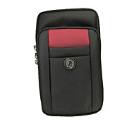 For Wallet Shockproof Other Case Pouch Bag Case Solid Color Soft Textile for Universal Other