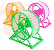 Roedores Ruedas de Ejercicio Plástico Color Aleatorio