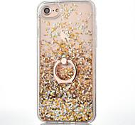 Назначение iPhone 8 iPhone 8 Plus iPhone 7 iPhone 7 Plus iPhone 6 Чехлы панели Движущаяся жидкость Кольца-держатели Задняя крышка Кейс для