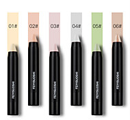 1 Pcs Rotating The Grooming Concealer Pens Face The Lips Cover