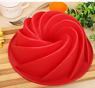 выпечке Mold Сердце Для торта Для Cookie силиконовый Свадьба День рождения День Святого Валентина День Благодарения Высокое качество
