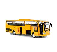 Vehículo de granja Vehículos de tracción trasera Juguetes de coches 1:10 Metal Amarillo Modelismo y Construcción