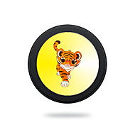 Universal  Cute Tiger  5V 2A  Wireless Charging Pad Mobile Wireless Power Charger for Galaxy S6 S6 EDGE  S7 S7 EDGE NOTE5 Samsung HTC LG Nexus Nokia