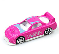 Race Car Toys 1:64 Metal Plastic Pink