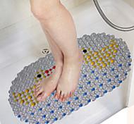 Коврики для ванны--ПВХ-