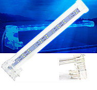 Aquarium LED Lighting White With Switch(es) LED Lamp 4/6/8/10W 220V