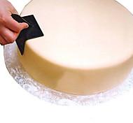 Double Sugar Cake Edge Horn Screeding Unit ColorWhite