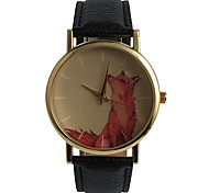 Vintage Ladies Watch Clock Red wolf Men Watches Gifts for HerBirthday Gift Cool Watches Unique Watches Fashion Dress Watch